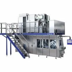 Automatic Tetra Pouch Packing Machine