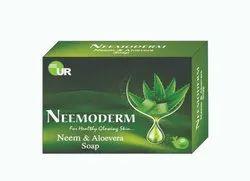 Neem & aloevera soap