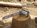 One Man Chain Saw Machine - Super (Three Phase)
