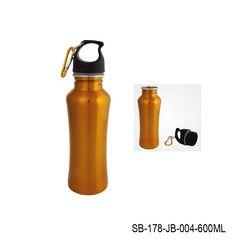 Stainless Steel Sipper Bottles-Blue-SB-178-JB-004-600ml