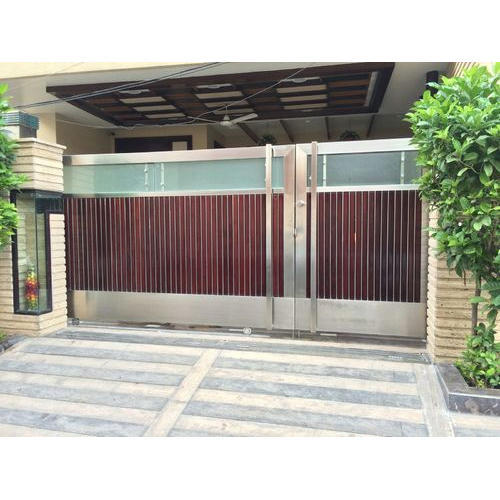 Sliding Gates Designer Stainless Steel Sliding Gate Manufacturer