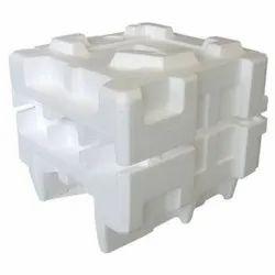 White Plain Thermocol Block