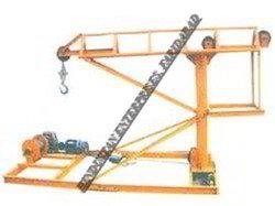 Monkey Hoist Crane Machine