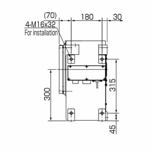 OTC A2PB-250 Headstock Positioner - Otc Daihen India Limited ... on
