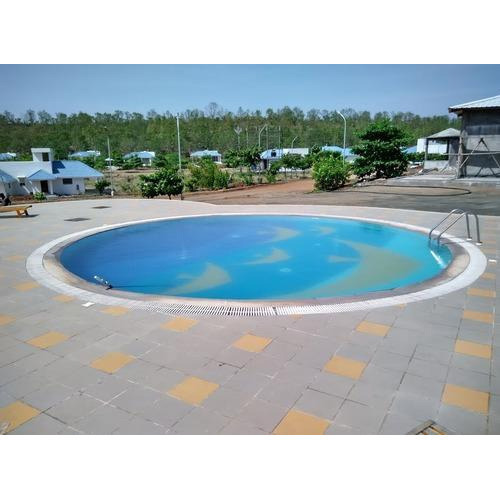 overflow type Swimming Pools, Swimming Pool Construction ...
