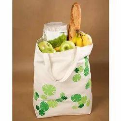 Printed Vegetables Cloth Bag
