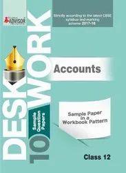 Account Desk Work Class 12