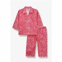 Cotton Printed Designer Boy Night Suit