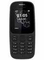 Nokia 105 Dual SIM Black Mobile