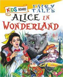 Kids Board Fairy Tales Alice In Wonderland