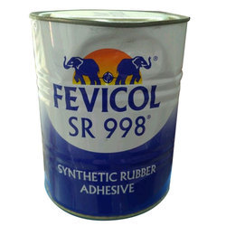 SR 998 Synthetic Rubber Adhesive Fevicol, Packaging Size: 500 Gm