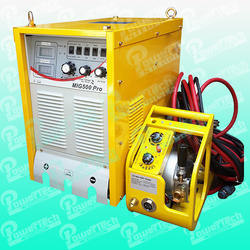 MIG Welding Machine On Hire Basis