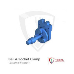 Ball and Socket Clamp