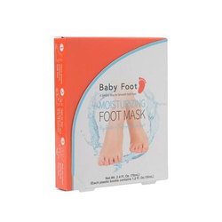 Baby Foot Peel Moisturizing Foot Mask, For Third party or Private Label, Pack Size: 2.4 Fl Oz