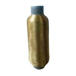 Golden Zari Thread