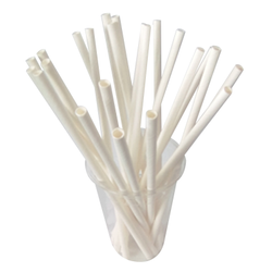 Plain Paper Straw