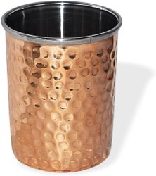 STEEL COPPER GLASS