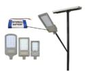 12W Solar Street Light System
