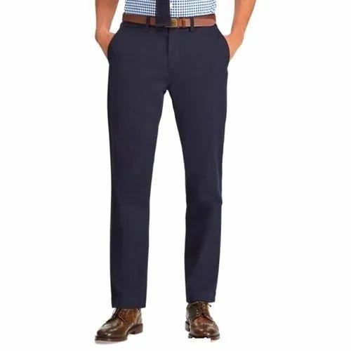 Polo Cotton Mens Chino Trouser