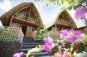Modern Bamboo House architecture Nainital