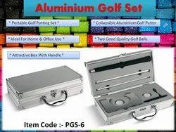 Promotional Aluminum Golf Set Box