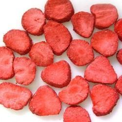 India Freeze Dried Strawberry