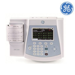 GE Healthcare MAC 600 Resting ECG for Hospital