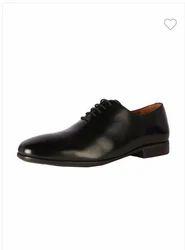 Van Heusen Black Formal Shoes VHMMS01000