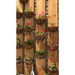Vertical Wall Basket
