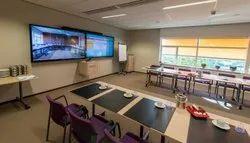 Interactive Training Room Service