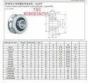 LV202 Sewing Machine Bearing