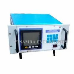 Laboratory Three & Single Phase Power Analyzer