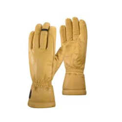 Medium Leather Safety Gloves