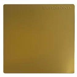ER 109 Rich Gold Aluminium Composite Panel