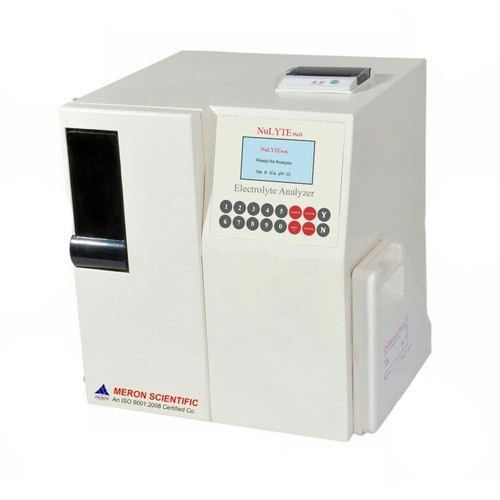 Semi Automatic Electrolyte Analyzers, for Hospital, Model Name/Number: Nulyte Plus