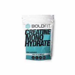 Powder Boldfit Creatine Mono Hydrate, Packaging Size: 250gm