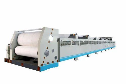 5 Ply Automatic Corrugated Box Making Machine Capacity