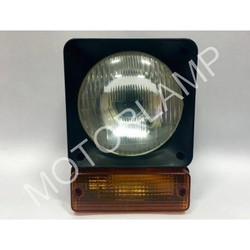 Head Light Assembly JCB
