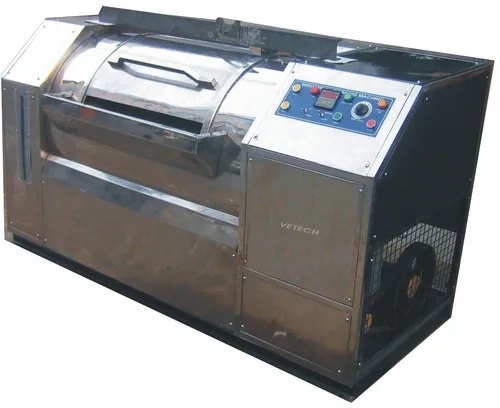 Industrial Side Loading Washing Machine