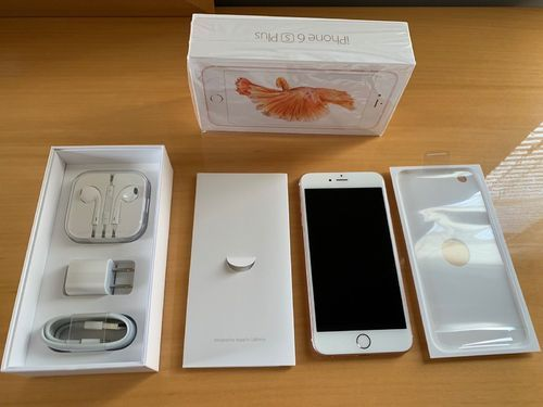 Apple iPhone 6s - 64GB - Rose Gold - Excellent Agro Export Services