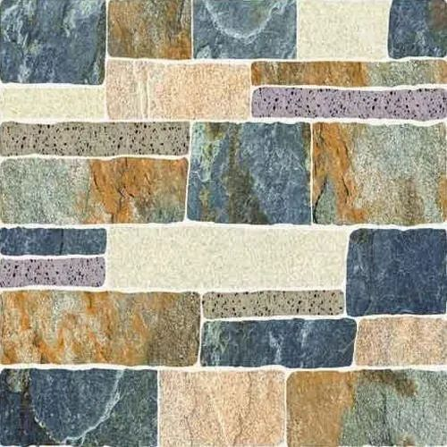 Matt Exterior Wall Tile, Thickness: 5-10 mm