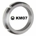Mild Steel Km07 Lock Nuts