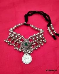 Navratri Oxidised Jewellery - Women's Ethnic Wear