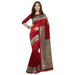 Ladies Bhagalpuri Saree