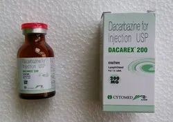 Dacarex 200 mg (Dacarbazine Injection)