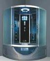 Plain Quadrant Multi Function Steam Shower Room, Length: 850 Mm, Door Type: Hinged/ Pivot