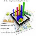Biotechnology Thesis Writing Services Consultancy