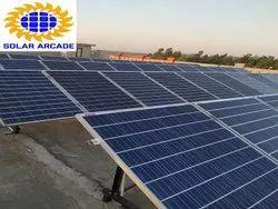 2 kW Grid tied Solar System