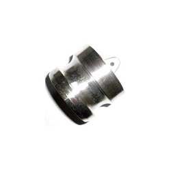 Sourceone Stainless Steel Steel Camlock Coupling, for Chemical Fertilizer Pipe, Size: Upto 8 Inch