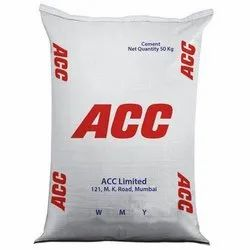 ACC Cement, Packaging Type: Pp Sack Bag